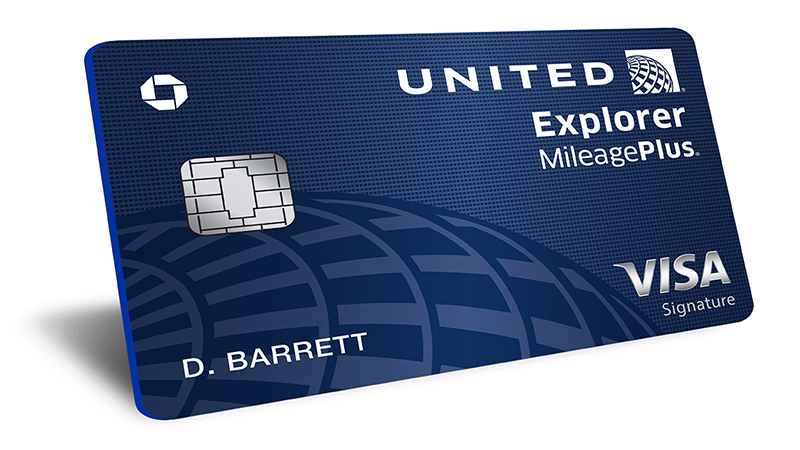 New United Explorer Card: Cardmembers Are Now Rewarded In the Air