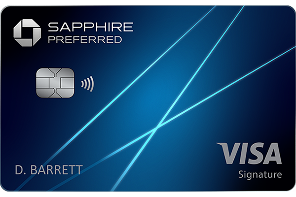 Chase Reveals New Benefits Coming to Sapphire Preferred and