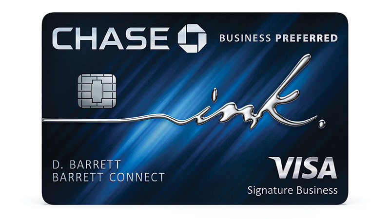 Chase Launches New Small Business Credit Card With Flexible And Rich