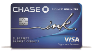Press announcements new ink business unlimited card from chase offers simple cash back colourmoves